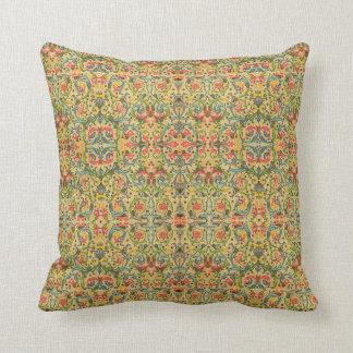 Antique Arabesque Pillow