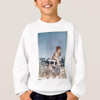 Antique Arthur Rackham Peter Pan Sweatshirt