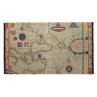 Antique Asia Minor Map iPad Cases