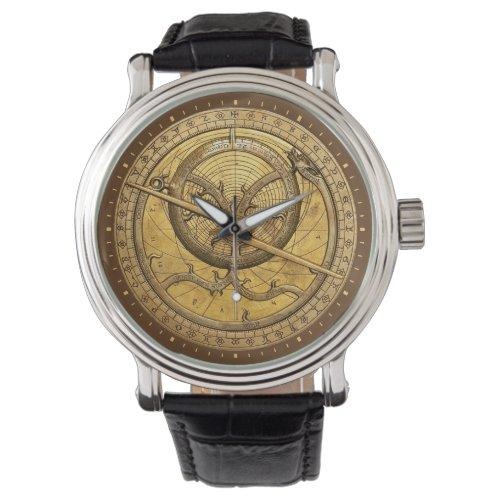 Antique Astrolabe Watch