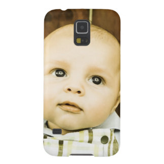 Antique baby boy cases for galaxy s5