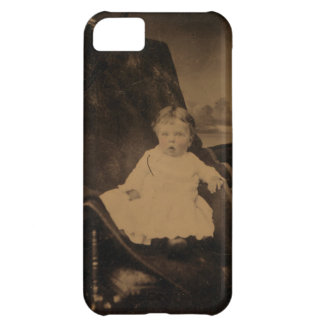 Antique Baby With Tinted Cheeks Case For iPhone 5C