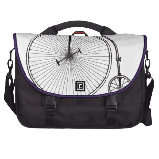 Antique Bicycle Commuter Bags
