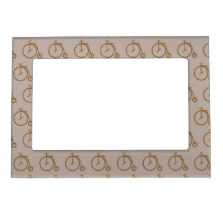 Antique Bicycles Magnetic Frame