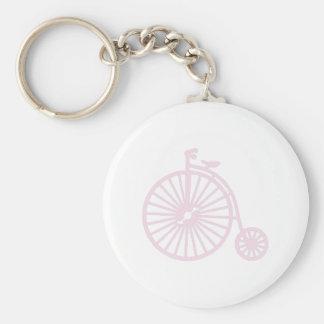 Antique Bike Keychain