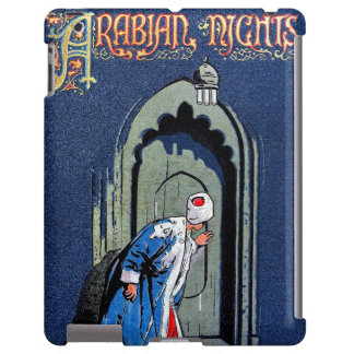 Antique Binding Design Arabian Nights Book Cover