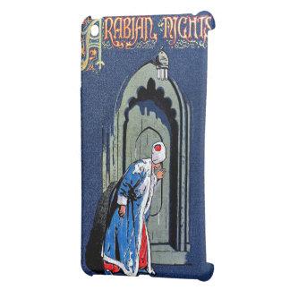 Antique Binding Design Arabian Nights Book Cover iPad Mini Cover