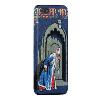 Antique Binding Design Arabian Nights Book Cover iPhone 5 Covers