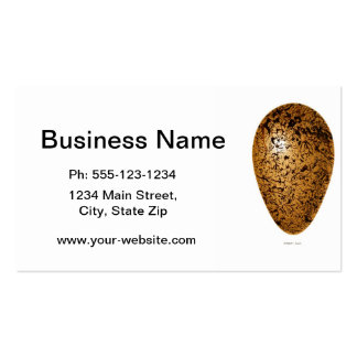 Antique Bird Eggs Print no.7 Easter Spring Decor Double-Sided Standard Business Cards (Pack Of 100)