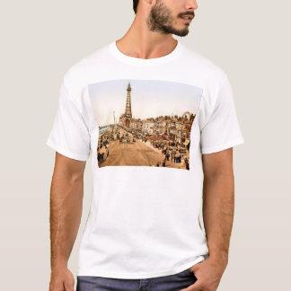 Antique Blackpool British Seaside T-Shirt