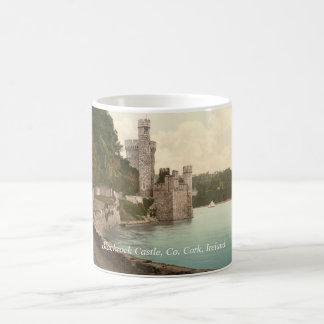 Antique Blackrock castle, Co. Cork, Ireland Classic White Coffee Mug