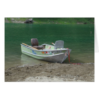 Antique Boats Greeting Cards