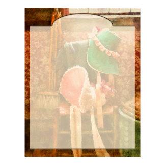 Antique - Bonnets Letterhead