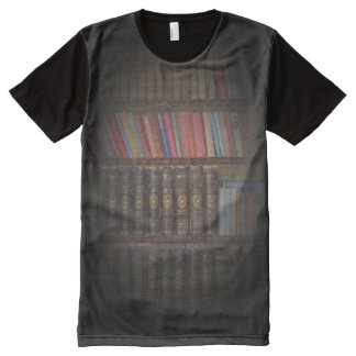 Antique Books All-Over Print T-shirt