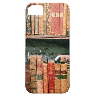 Antique Books iPhone SE/5/5s Case