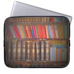 Antique Books Laptop Computer Sleeve