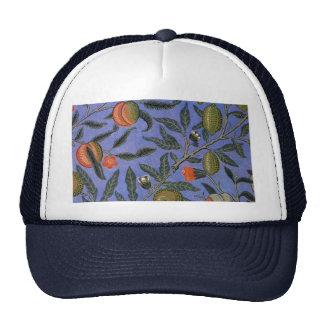 Antique Botanical Design Trucker Hat