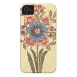Antique Bouquet iPhone 4 Covers