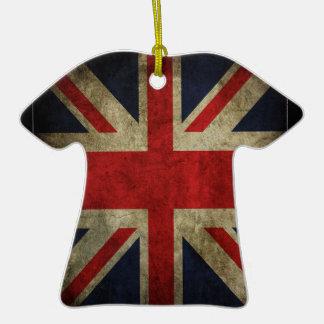 Antique British Union Jack Flag UK Christmas Ornaments