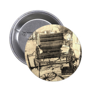 Antique Buggy Pinback Buttons