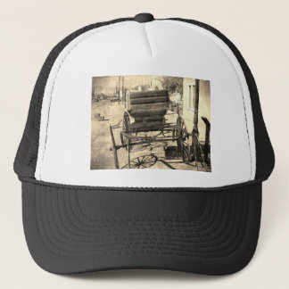 Antique Buggy Trucker Hat