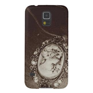 Antique Cameo Case For Galaxy S5