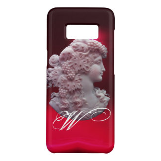 ANTIQUE CAMEO, LADY WITH GRAPES AND GRAPEVINES Case-Mate SAMSUNG GALAXY S8 CASE