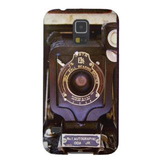 Antique camera case for galaxy s5