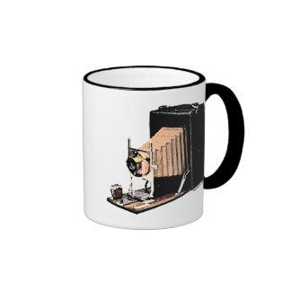 Antique Camera Coffee Mugs