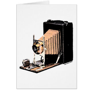 Antique Camera Greeting Cards