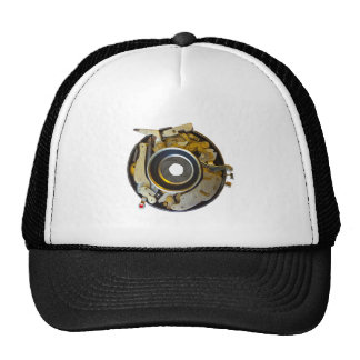 Antique Camera Lens Shutter Trucker Hat