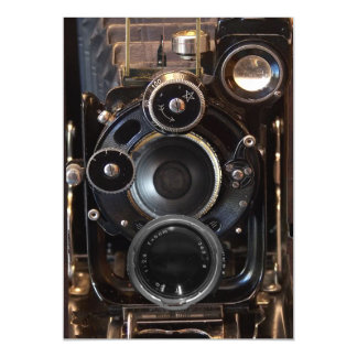 Antique Camera Photography Film Lens Magnetic Card
