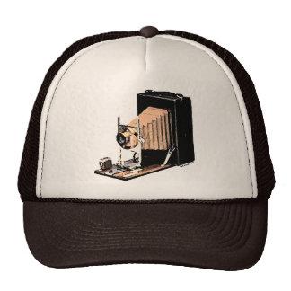 Antique Camera Trucker Hats