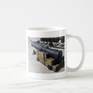 Antique Cannon Coffee Mug