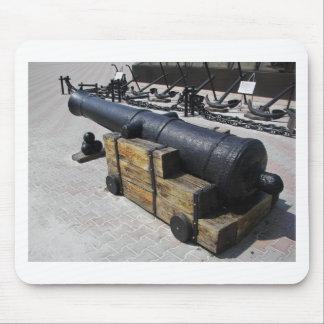 Antique Cannon Mouse Pad