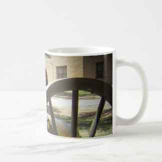 Antique Canon at Fort Stanton New Mexico Classic White Coffee Mug
