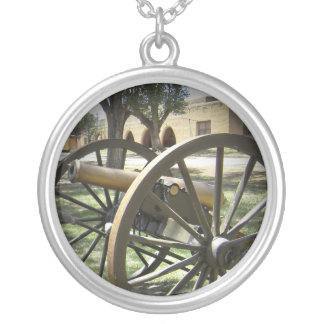 Antique Canon at Fort Stanton New Mexico Jewelry