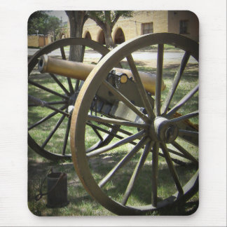Antique Canon at Fort Stanton New Mexico Mouse Pad