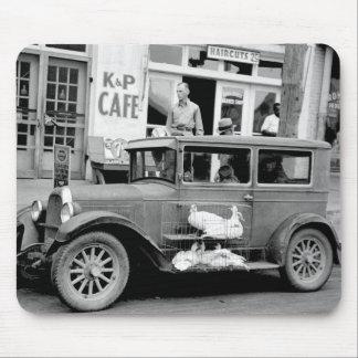 Antique Car, 1930s Mouse Pad