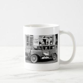 Antique Car 1930s Coffee Mug