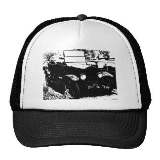 antique car 4 trucker hat