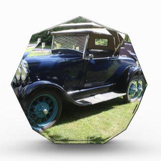 Antique car award