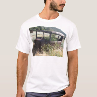 Antique Car By Bernadette Sebastiani T-Shirt