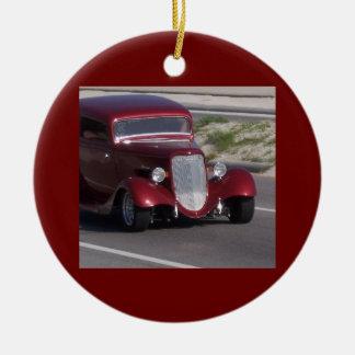 Antique Car Christmas Ornament