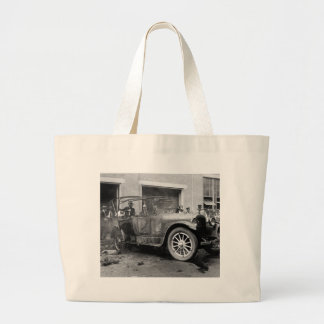 Antique Car Fire 1921 Bag