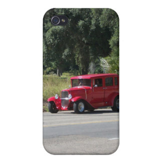 Antique Car iPhone 4/4S Covers