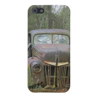Antique car iPhone SE/5/5s cover
