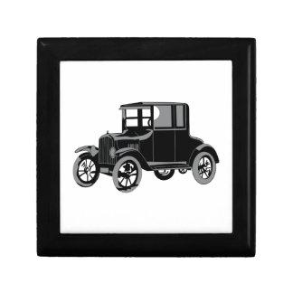 Antique Car Keepsake Box
