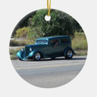 Antique car ornaments