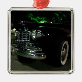 Antique car christmas tree ornament